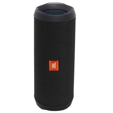 JBL JBL Flip 4 Siyah Su Geçirmez Taşınabilir Bluetooth Hoparlör Siyah